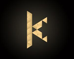 k harfi inşaat logosu