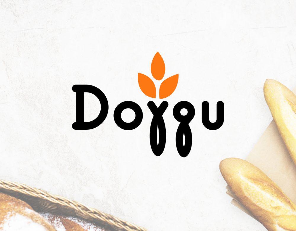 doygu fırın logo tasarımı