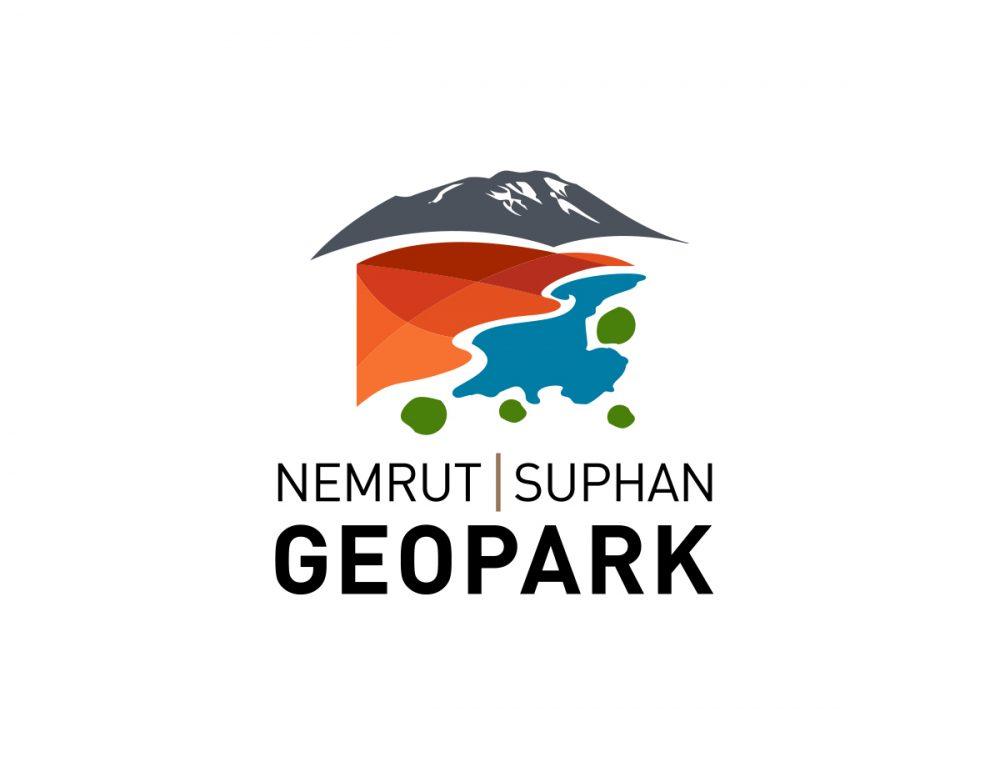 Nemrut Süphan Jeopark - Geopark logo tasarımı