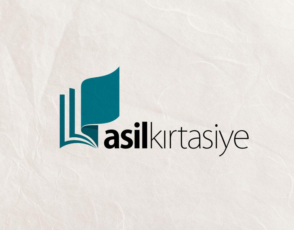 asil kitap kırtasiye logo tasarımı