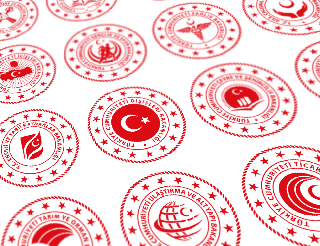 yeni bakanlık logosu logoları