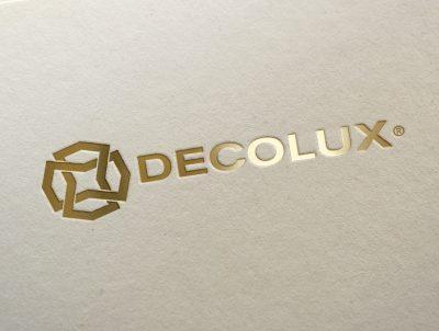 decolux logo ve kurumsal kimlik tasarımı