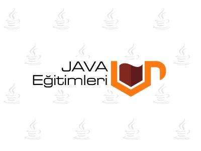 java eğitimleri logo tasarımı logosu