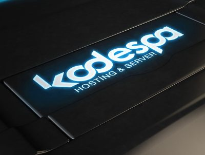 kodespa hosting server logo tasarımı host logosu