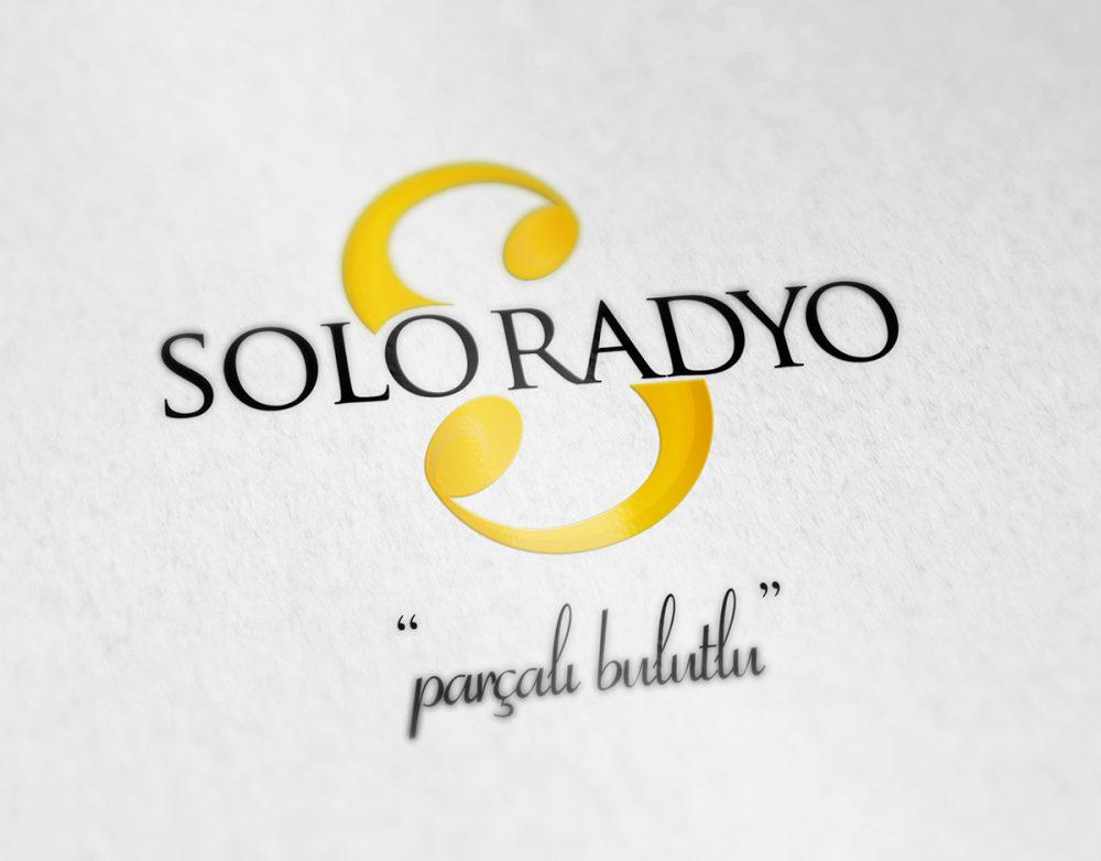 solo radyo nota logo tasarımı
