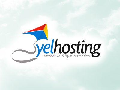 yel hosting logosu logo tasarımı