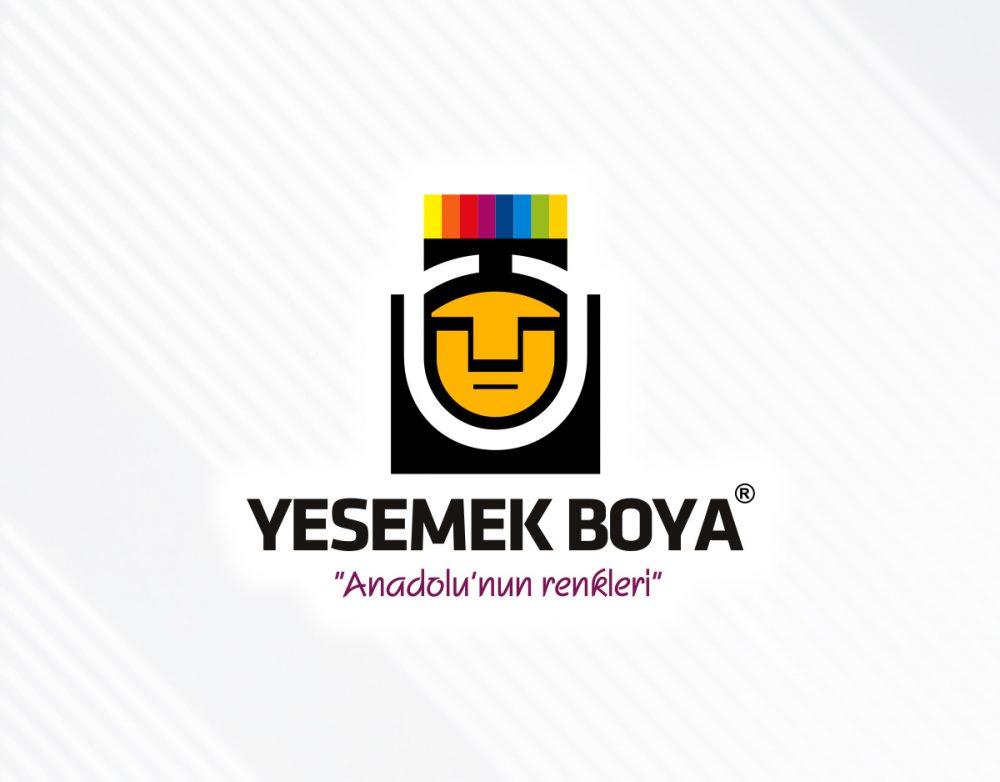 yesemek boya logo tasarımı logosu