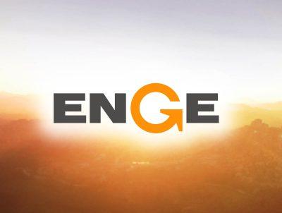 enge doğal temiz güneş enerji dönüşüm sistemleri logo tasarımı