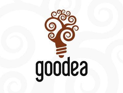 goodea ahşap hediyelik eşya üretimi logo tasarımı