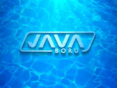 java boru logo tasarımı