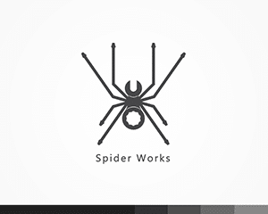 örümces mühendis logosu